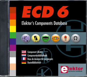 It's here! Elektor's Components Database 6 CD-ROM