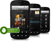Jamcast streams audio to Android devices