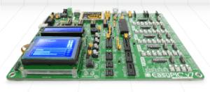 EasyPIC v7 development board released