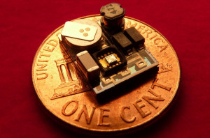 Most powerful millimeter-scale energy harvester