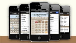 Programmer's calculator app for iPhone