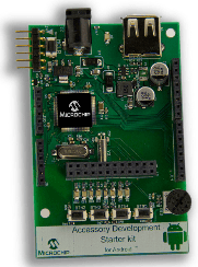 Microchip launches Android accessory development kits