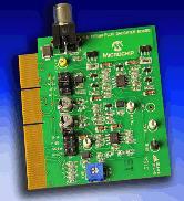 Power-line modem development kit