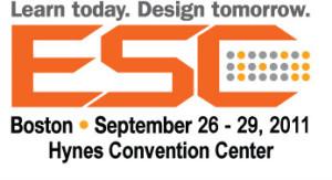ESC Boston 2011 - September 26-29, 2011