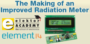 """Coming soon: """"The making of the Improved Radiation Meter"""" webinar"""