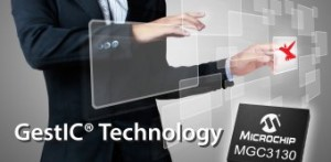 GestIC Technology Enables Mobile-friendly 3D Gesture Interfaces