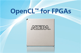 Altera Presents SDK for OpenCL