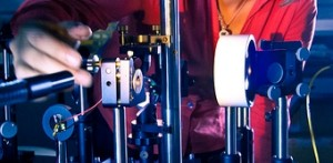 World's Smallest Laser is Smaller than Dust
