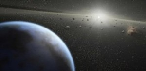 Asteroid Mining as Stepping Stone to Space Colonization