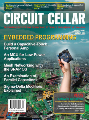 25 Years of Circuit Cellar is 12 Issues for $25