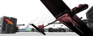 Autonomous Plane Navigates Parking Garage Without Using GPS