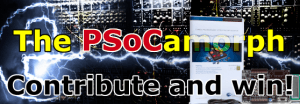 Contribute to the PSoCaMorph project and win a PSoC 5 Development Kit!