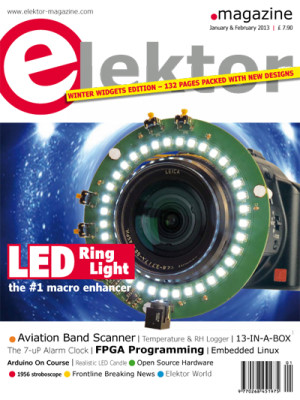 Elektor January & February Double Issue Now Available