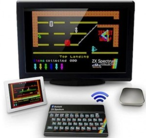 Bluetooth ZX Spectrum, Forward to the Past