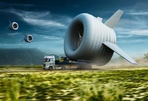 Let's go fly… a Turbine?