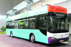 Green Light For The Worlds First Hydrogen-Electric Bus In Singapore