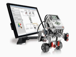 National Instruments reinforce LEGO support