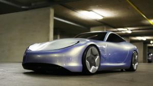 TVR Artemis Fuel Cell Concept