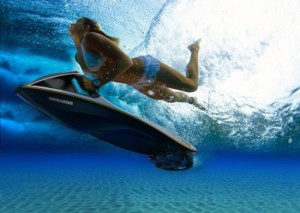 Powered Body Board: Eco Surfing?
