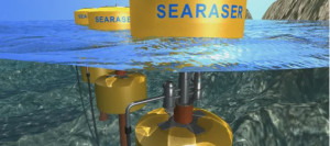 'Seamill' harnasses Ocean Swell to Generate Electricity on Land