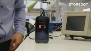 Bio-Battery Recharges in 30 Seconds