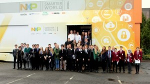 These children of East Killbride are now programming experts (source NXP)