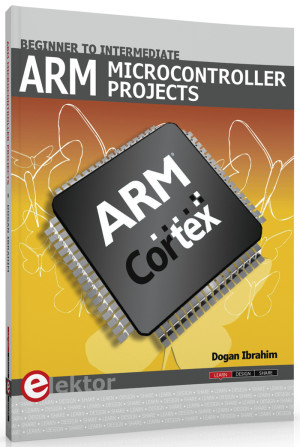New Elektor book  explores the power of ARM