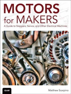 New in our Store: Motors for Makers