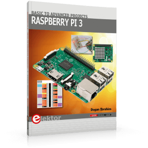 New Book: Raspberry Pi 3 – Basic to Advanced Projects