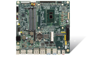The industrial-grade boards offer a fully configurable thermal design power (TDP) from 7.5 to 15 watts and up to 32GB of DDR4 RAM as well as 4K multiscreen support.