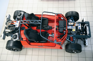Ariel Hipercar: electric vehicle hits 100 km/h in 2.5 s