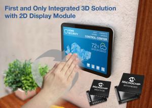 Development Kit for Integrated 2D & 3D Gesture Recognition