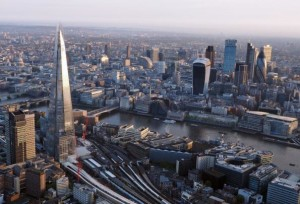 Catapulting London into the LoRa age