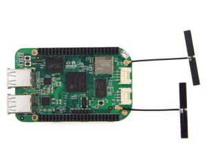 BeagleBone Green goes wireless