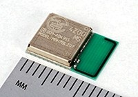 The module includes an ARM Cortex M0 CPU