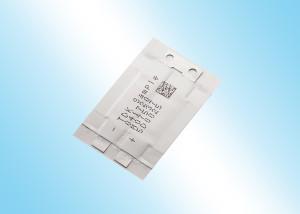 Ultra-slim super cap fits in smart card