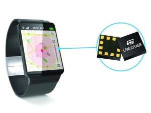 eCompass for high-precision pedestrian dead reckoning