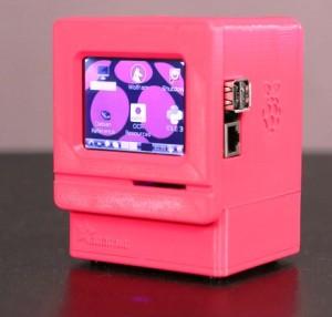 Apple and Raspberry Pi