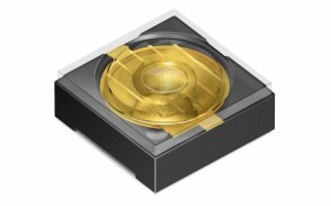 New IR LED for iris scanners
