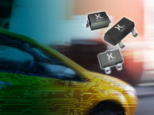 Nexperia introduces new  In-Vehicle Network protection diodes