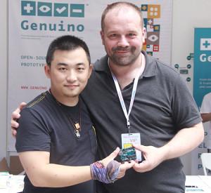A Partnership made in Shenzhen