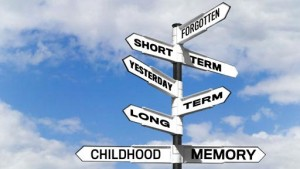 On the crossroads of memory