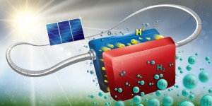 Efficient and affordable solar energy storage