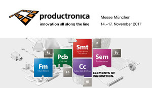 Elektor at productronica 2017