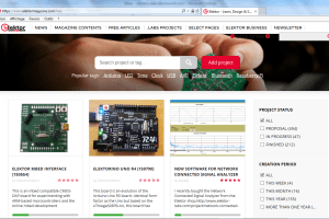 Elektor.Labs gets makeover & opens its doors to anyone interested