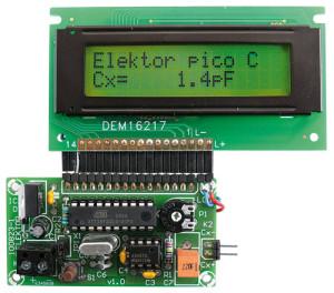 Bausatz-Tipp: Kleinste Kapazitäten messen mit Pico C