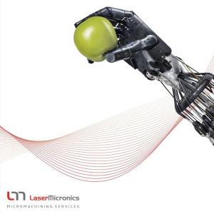 Roboterhand mit Fingerspitzengefühl