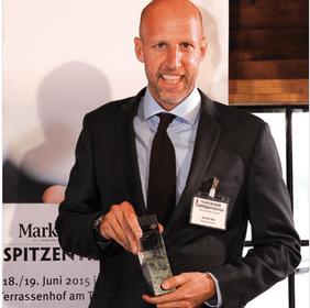 RECOM CEO Karsten Bier ist Manager des Jahres 2015