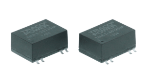 New 1 A Step-down regulator in SMD package