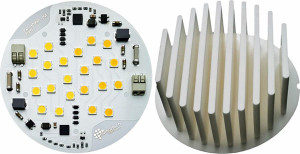 Dual Disc LED-Modul aus Keramik